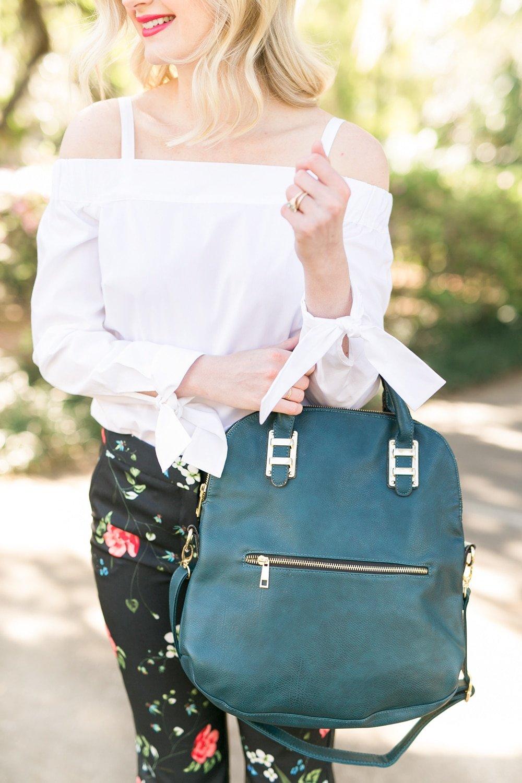 Blogger Ashley Brooke shares her spring work wardrobe refresh with JC Penney. | www.ashleybrookedesigns.com