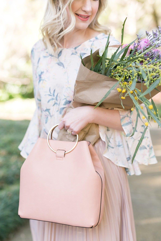 Blogger Ashley Brooke shares her favorite LC Lauren Conrad spring pieces. | www.ashleybrookedesigns.com