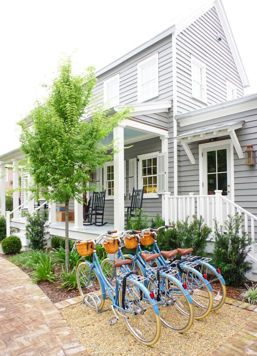 Ashley Brooke Designs gives a tour of 86 Cannon in Charleston