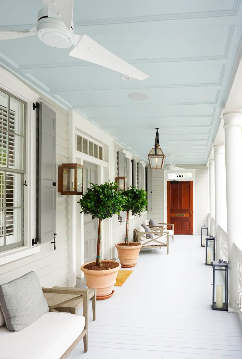 Ashley Brooke Designs show off the Piazzas 86 Cannon in Charleston, SC