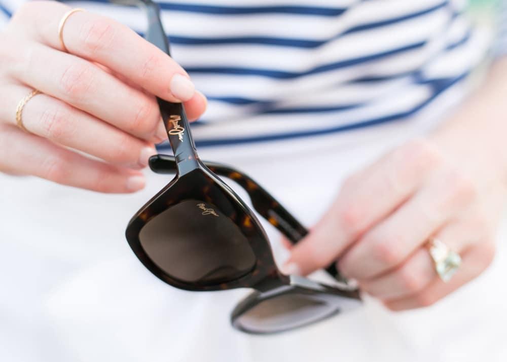 Maui Jim Classic Sunglasses | www.ashleybrookedesigns.com