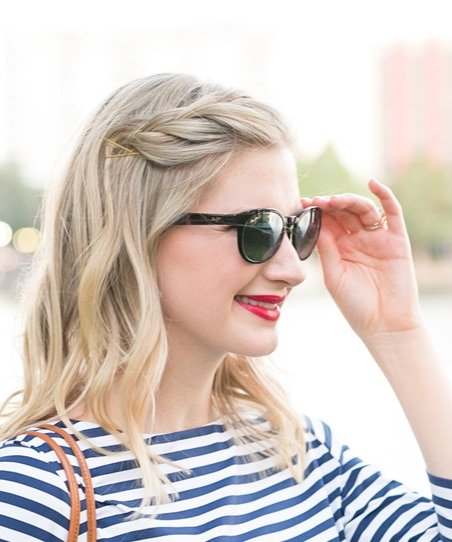 "Blogger Ashley Brooke shares why she loves Maui Jim's ""Mirrored"" sunglasses! | www.ashleybrookedesigns.com"