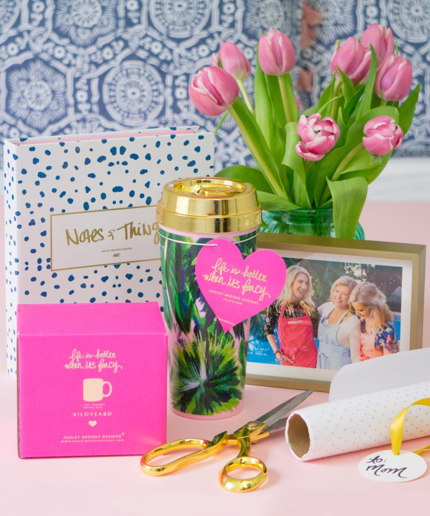 Blogger Ashley Brooke shares all of the details about her favorite Mother's Day gifts! | www.ashleybrookedesigns.com