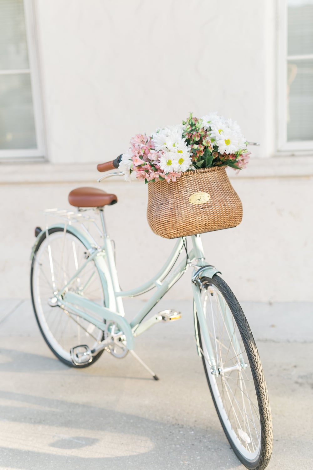 Pure City Bicycles are the best for rides around your neighborhood! | www.ashleybrookedesigns.com