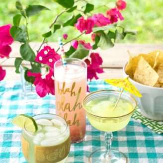 My 3 Favorite Margarita Recipes!