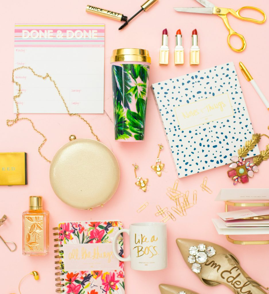 Ashley Brooke shares her favorite gold foil products from Ashley Brooke Designs! | www.ashleybrookedesigns.com