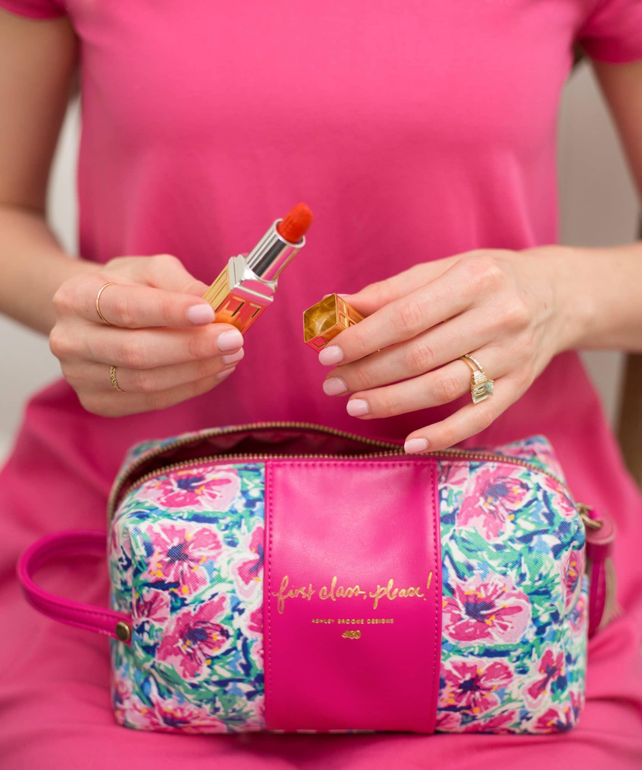 Blogger Ashley Brooke shares her six favorite lipsticks! | www.ashleybrookedesigns.com
