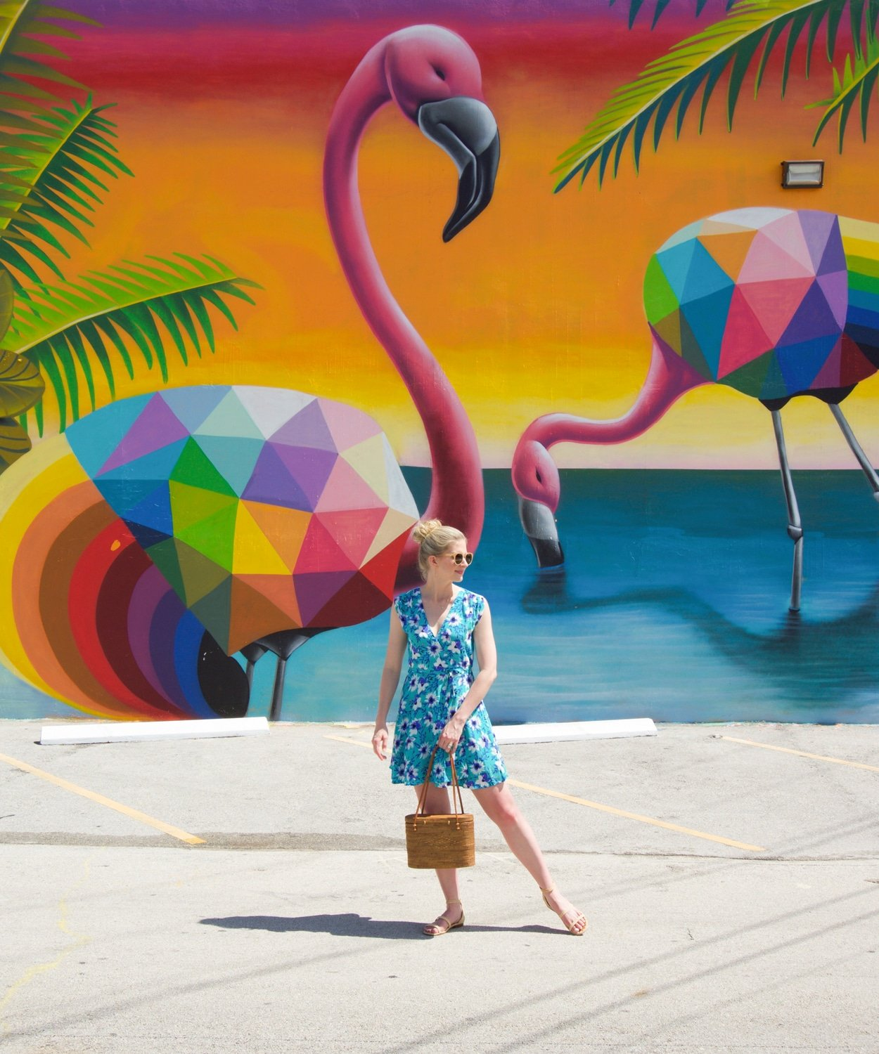 Blogger Ashley Brooke shares how she planned her trip to Miami with Look Beyond! | www.ashleybrookedesigns.com