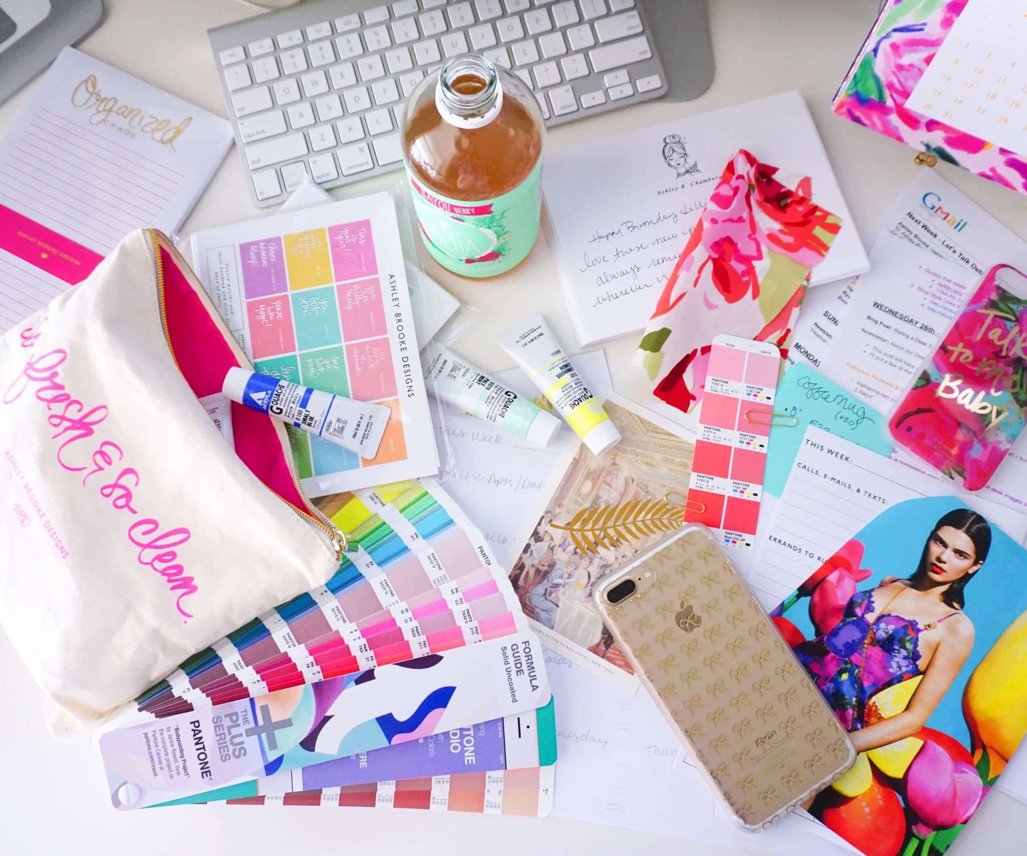 What's next at Ashley Brooke Designs? Go behind the scenes with us! | www.ashleybrookedesigns.com
