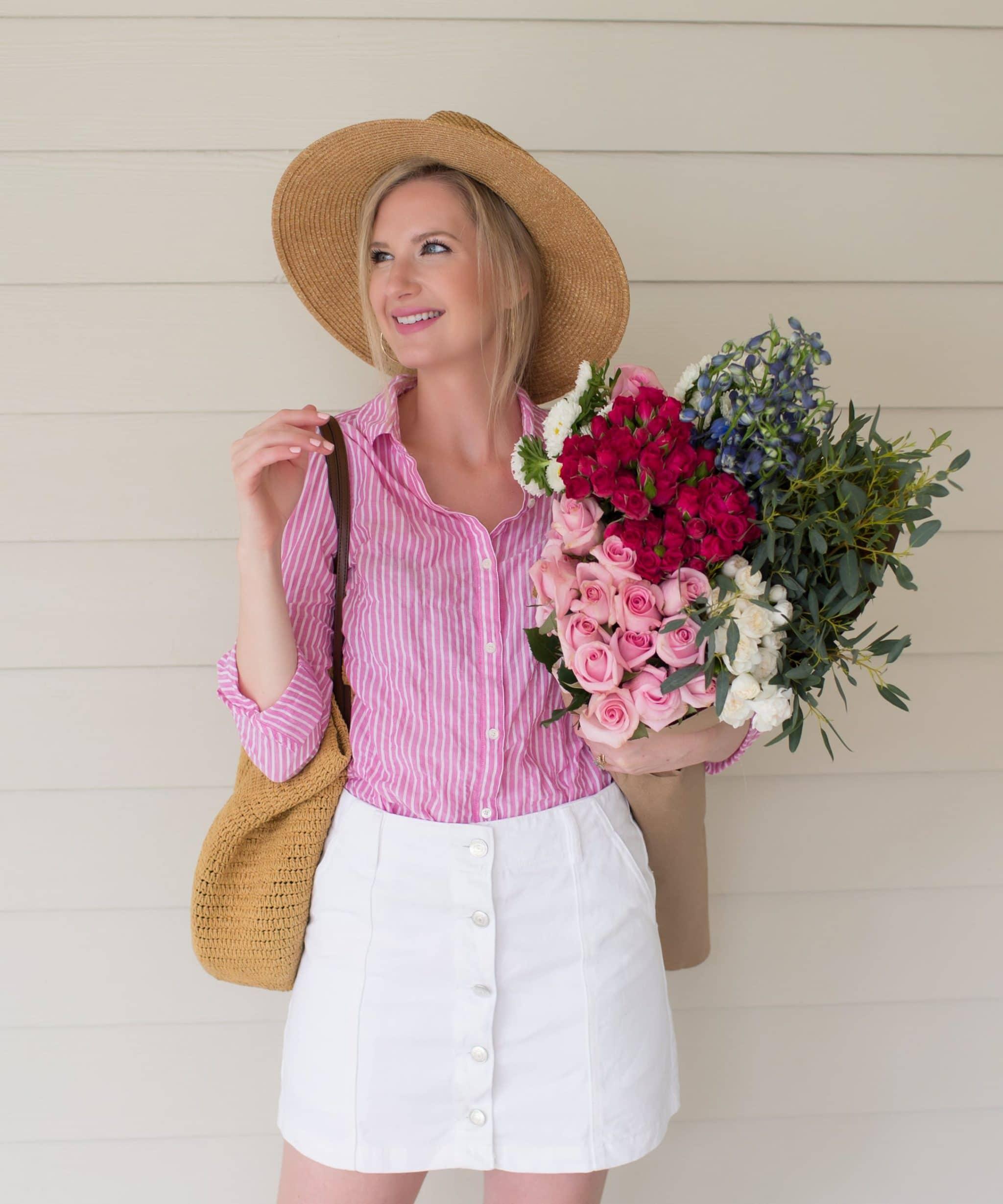 Blogger Ashley Brooke shares the 10 things she's loving lately. | www.ashleybrookedesigns.com