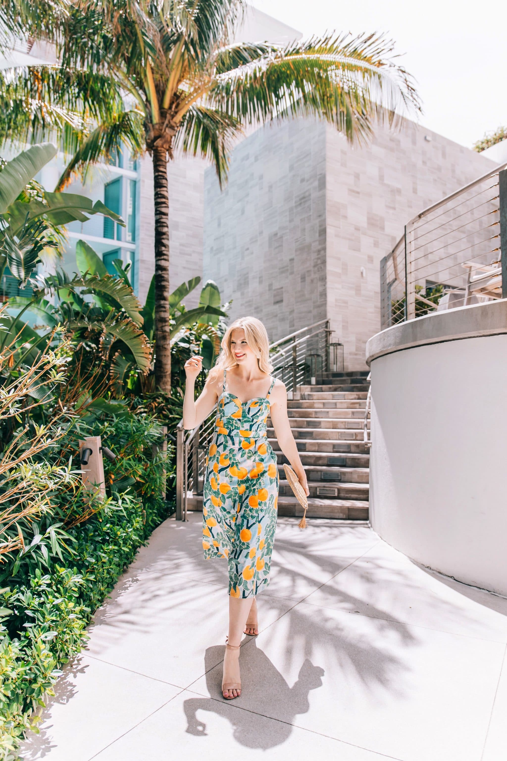 Blogger Ashley Brooke shares all of the details about her Miami weekend getaway! | www.ashleybrookedesigns.com