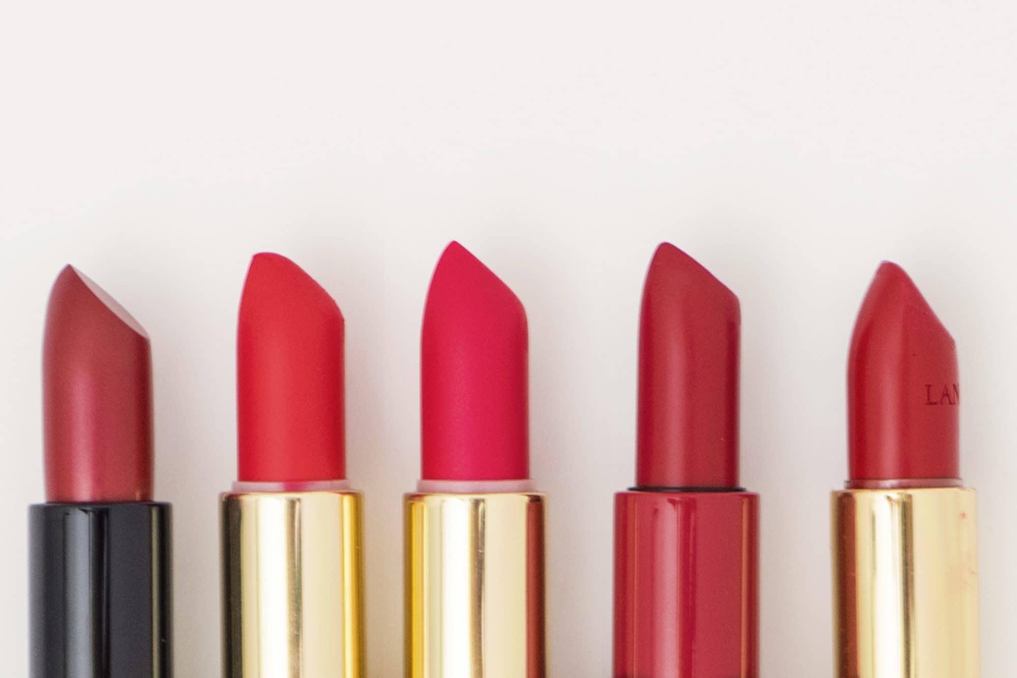 Ashley Brooke - Bold Red Lip Tutorial