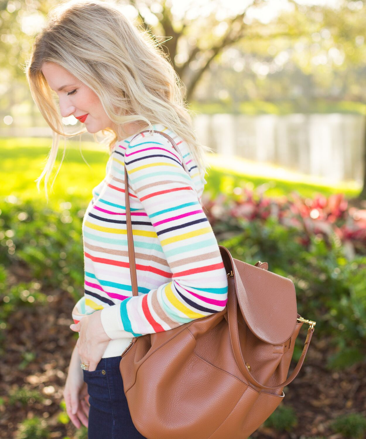 Blogger Ashley Brooke Shares her Favorite Fall Look | www.ashleybrookedesigns.com