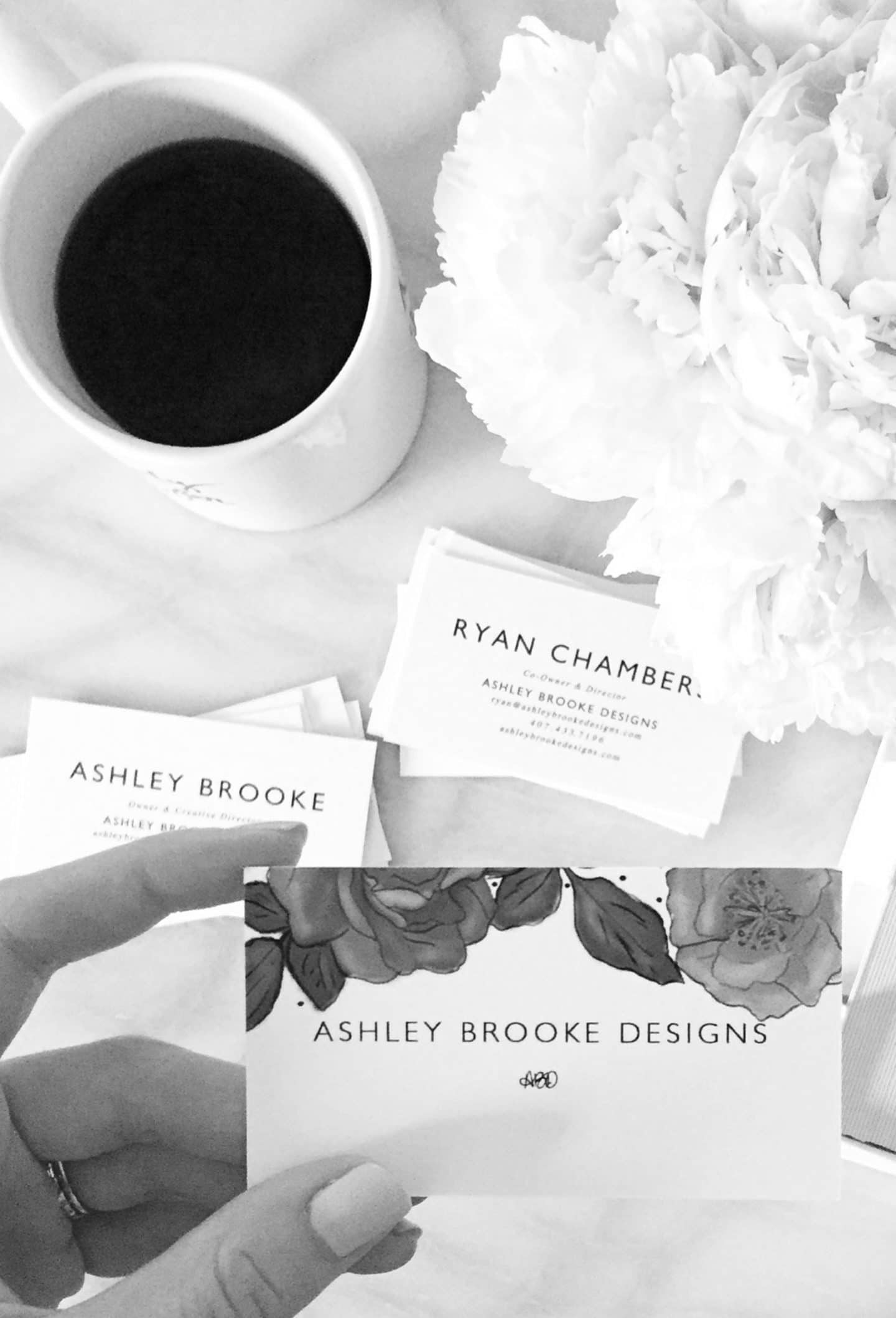 Blogger Ashley Brooke and husband Ryan | www.ashleybrookedesign.com