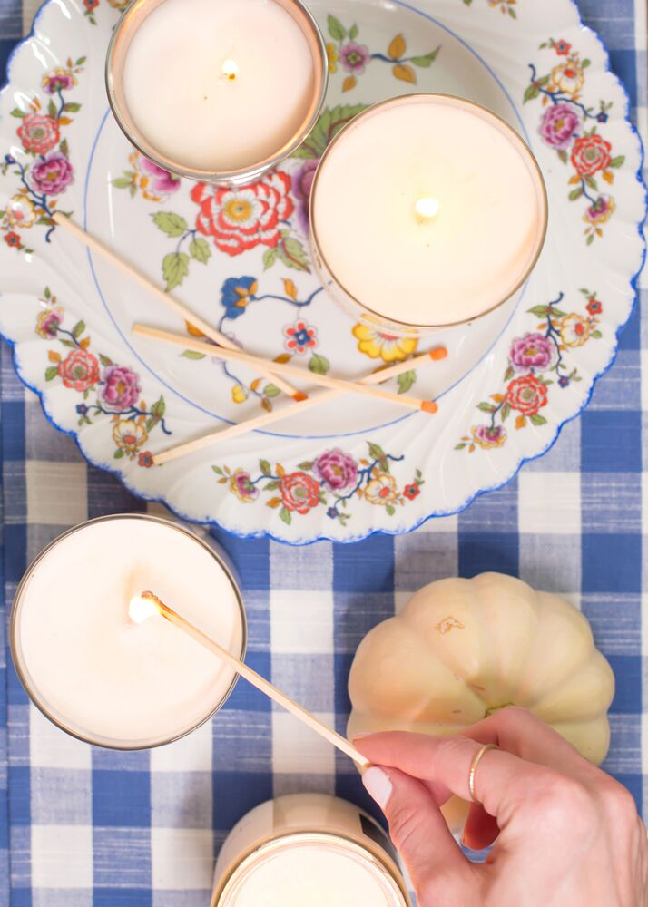 Ashley Brooke's Favorite Fall Candles | www.ashleybrookedesigns.com