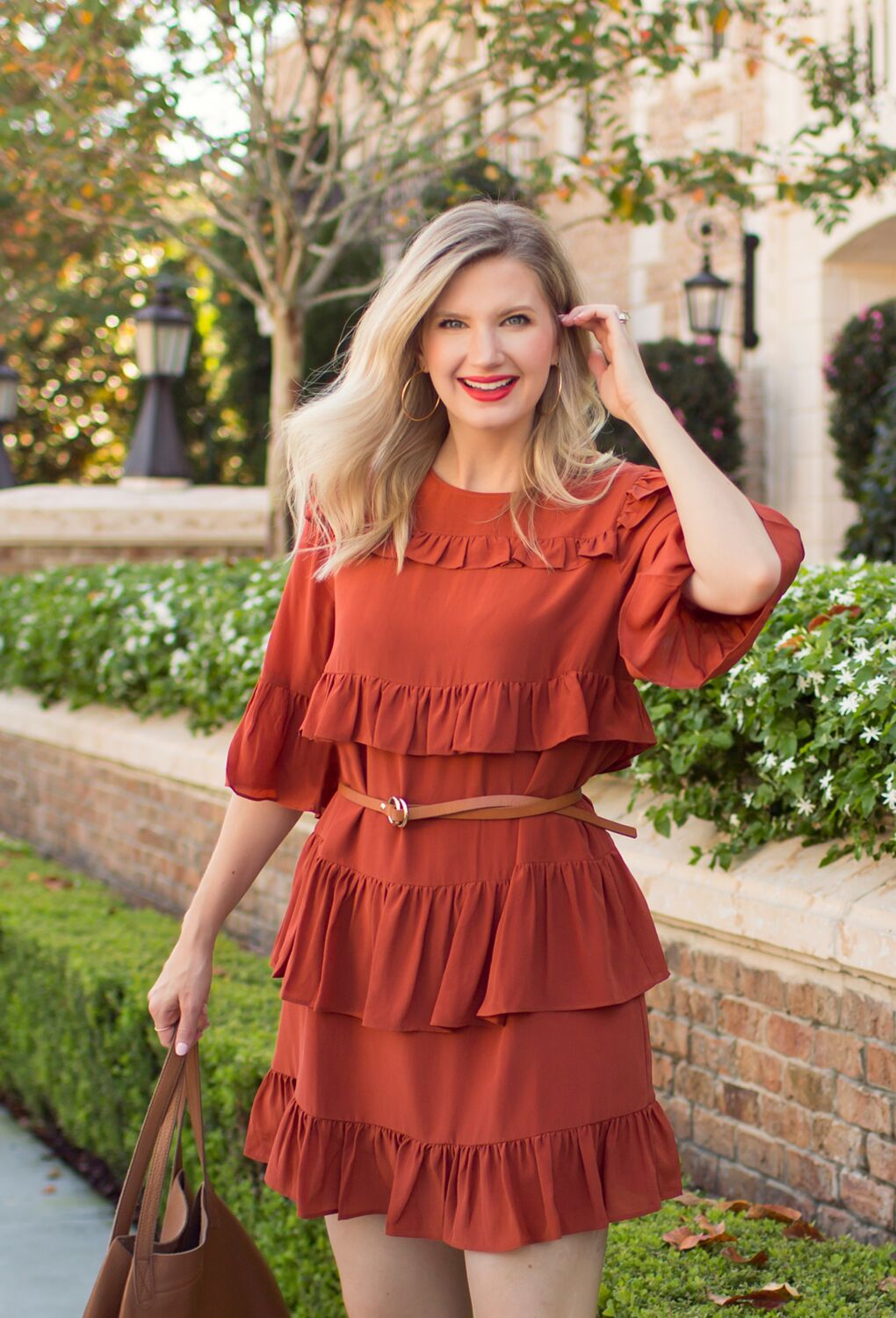 The Perfect Thanksgiving Look | www.ashleybrookedesigns.com