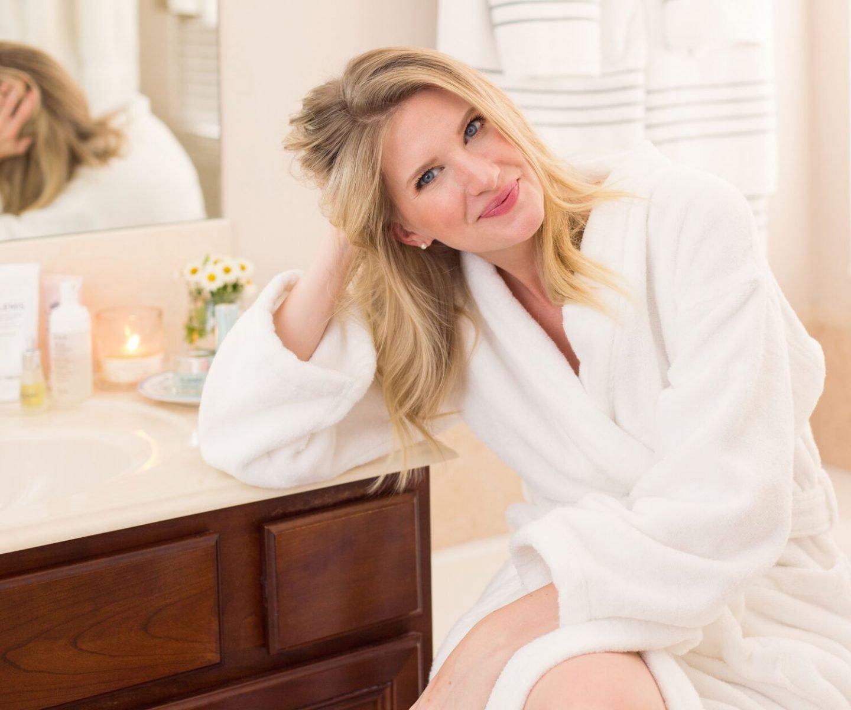 Ashley Brooke's Updated Beauty Routine | www.ashleybrookedesigns.com