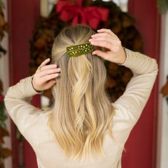 DIY Hair Barrettes – Girls' Night Part 2