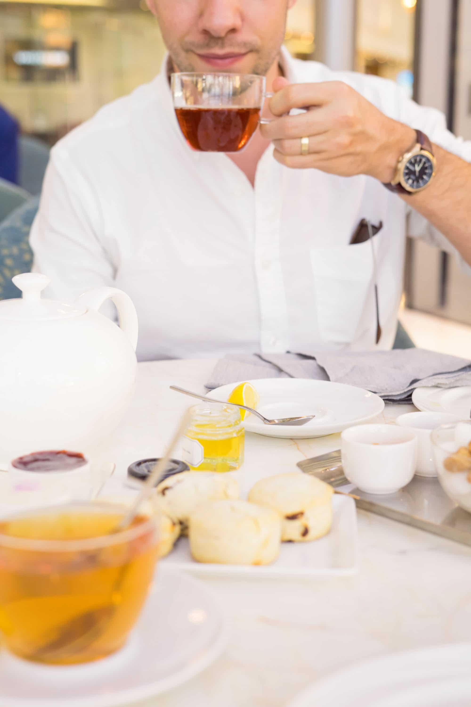 Ashley Brooke Designs - Tea at the St. Regis Hotel - Miami | www. ashleybrookedesigns.com