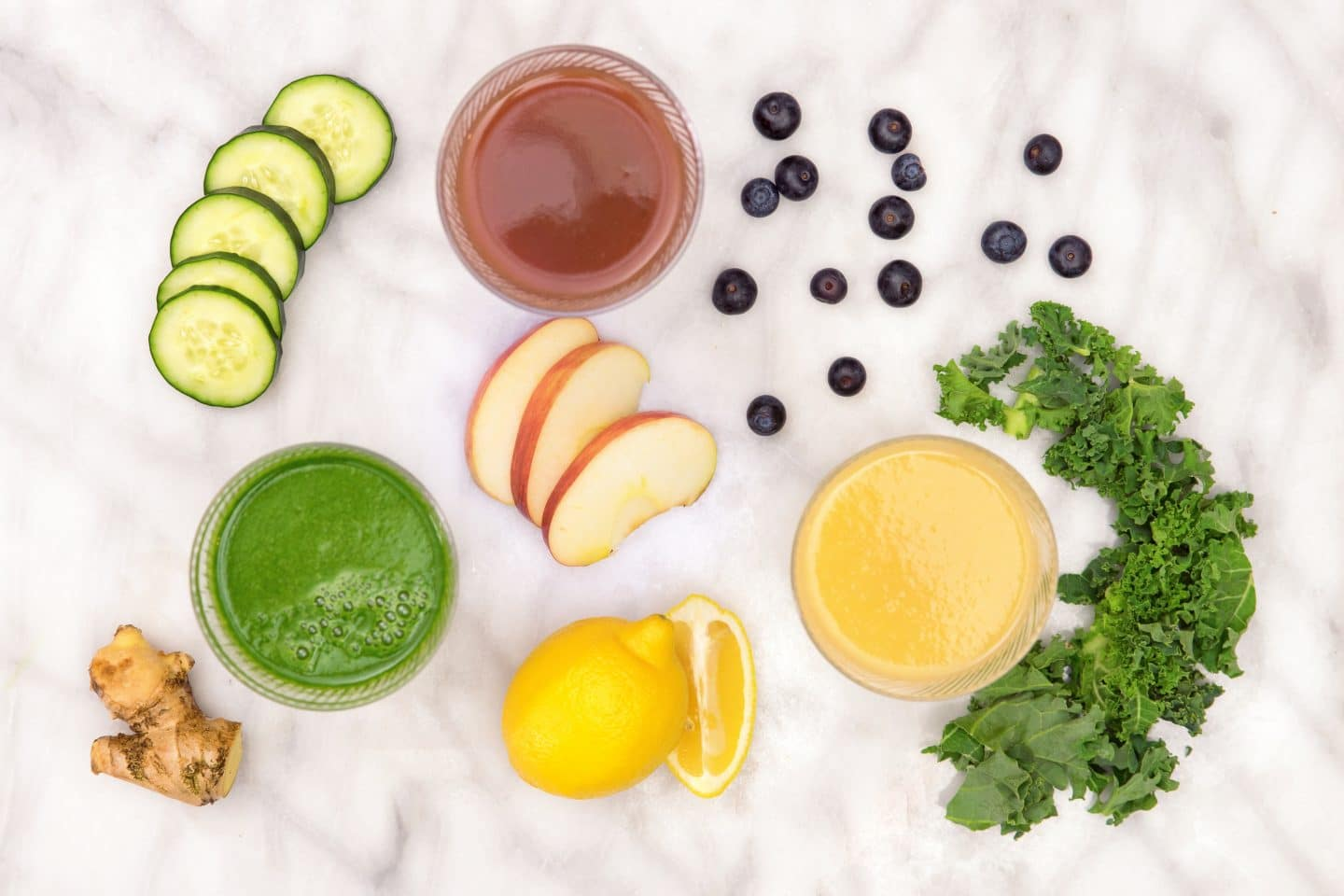 3 Healthy Juicing Recipes to Start Your Day