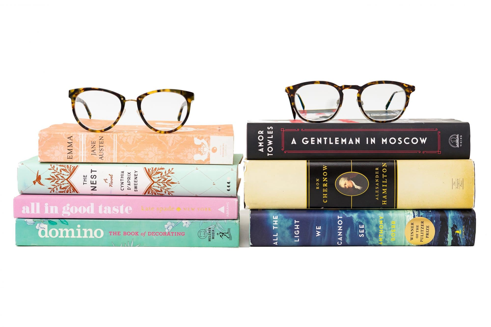 New Warby Parker Glasses on Ashley Brooke Designs