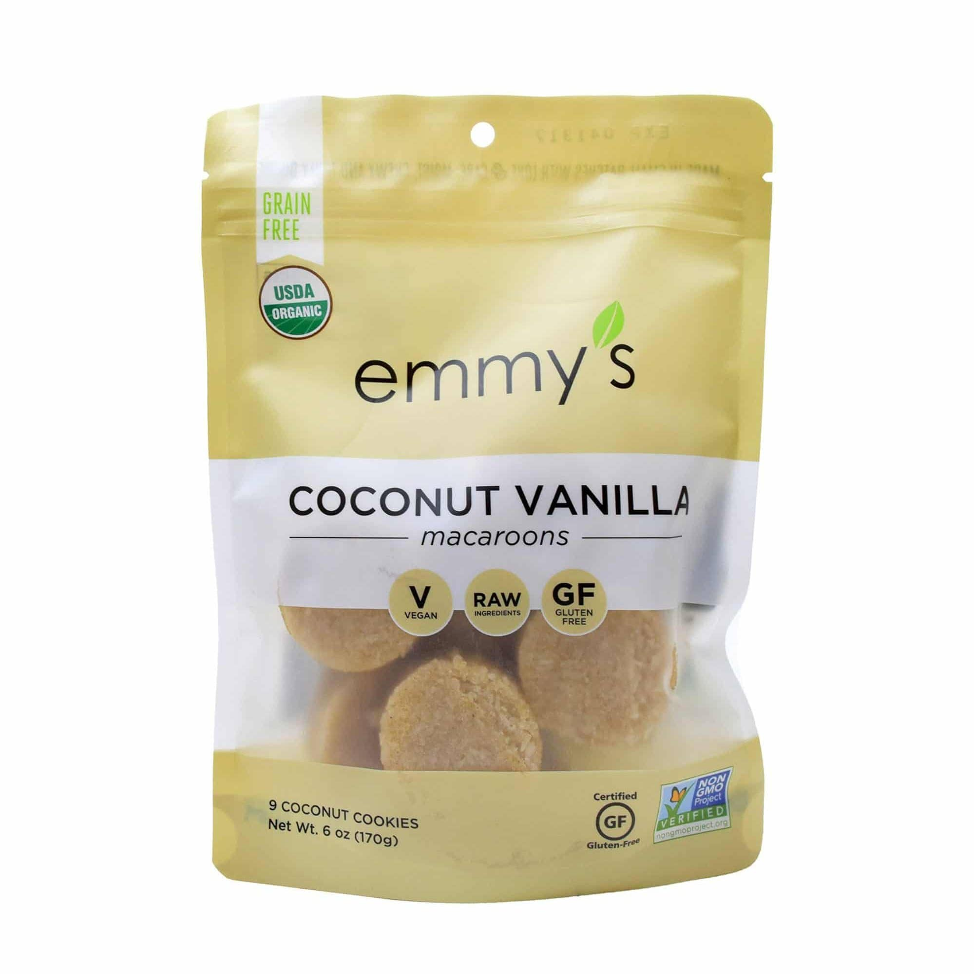 Emmy's Organic Cookies | Dairy Free Favorites | www.ashleybrookedesigns.com