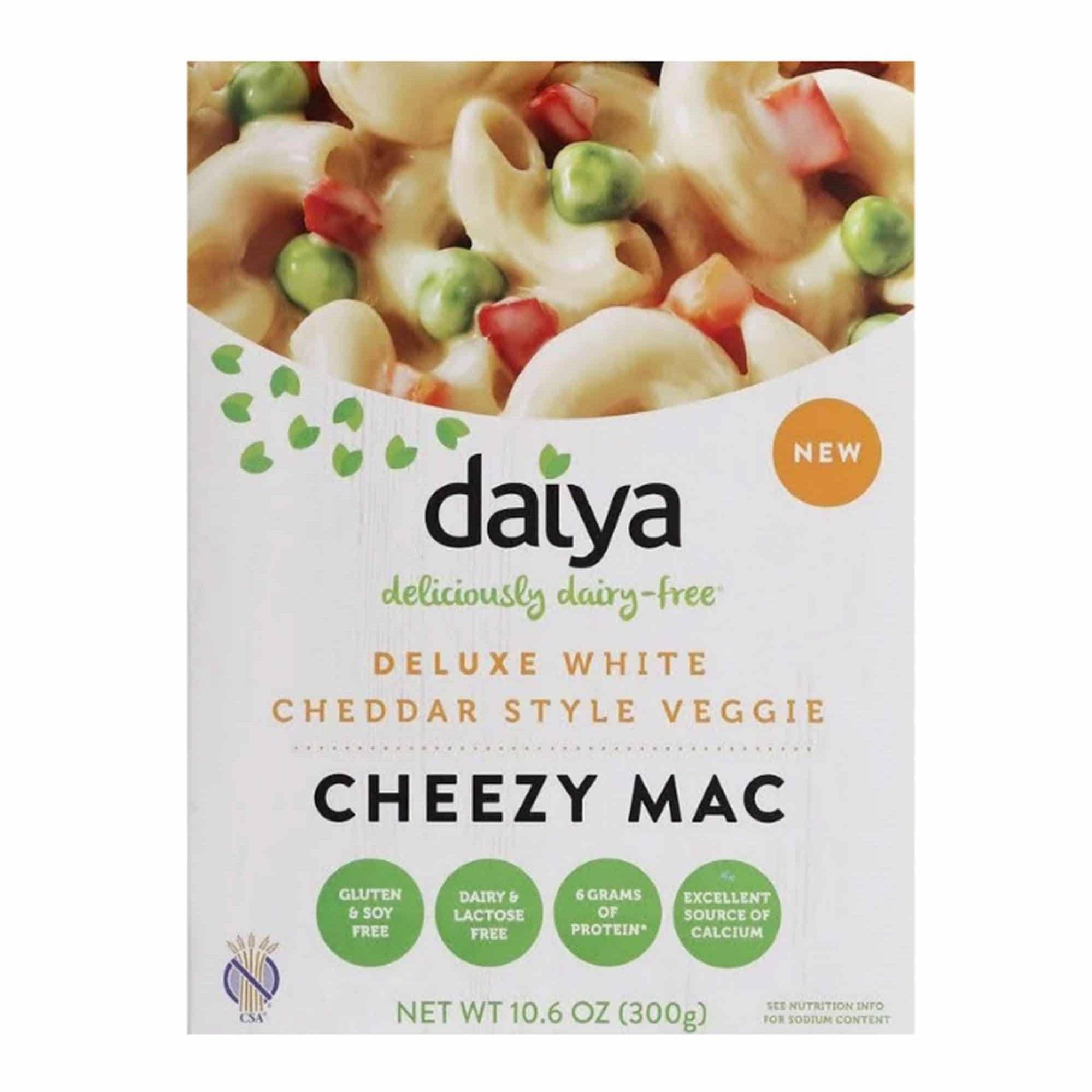 Daiya Mac & Cheese | Dairy Free Favorites | www.ashleybrookedesigns.com