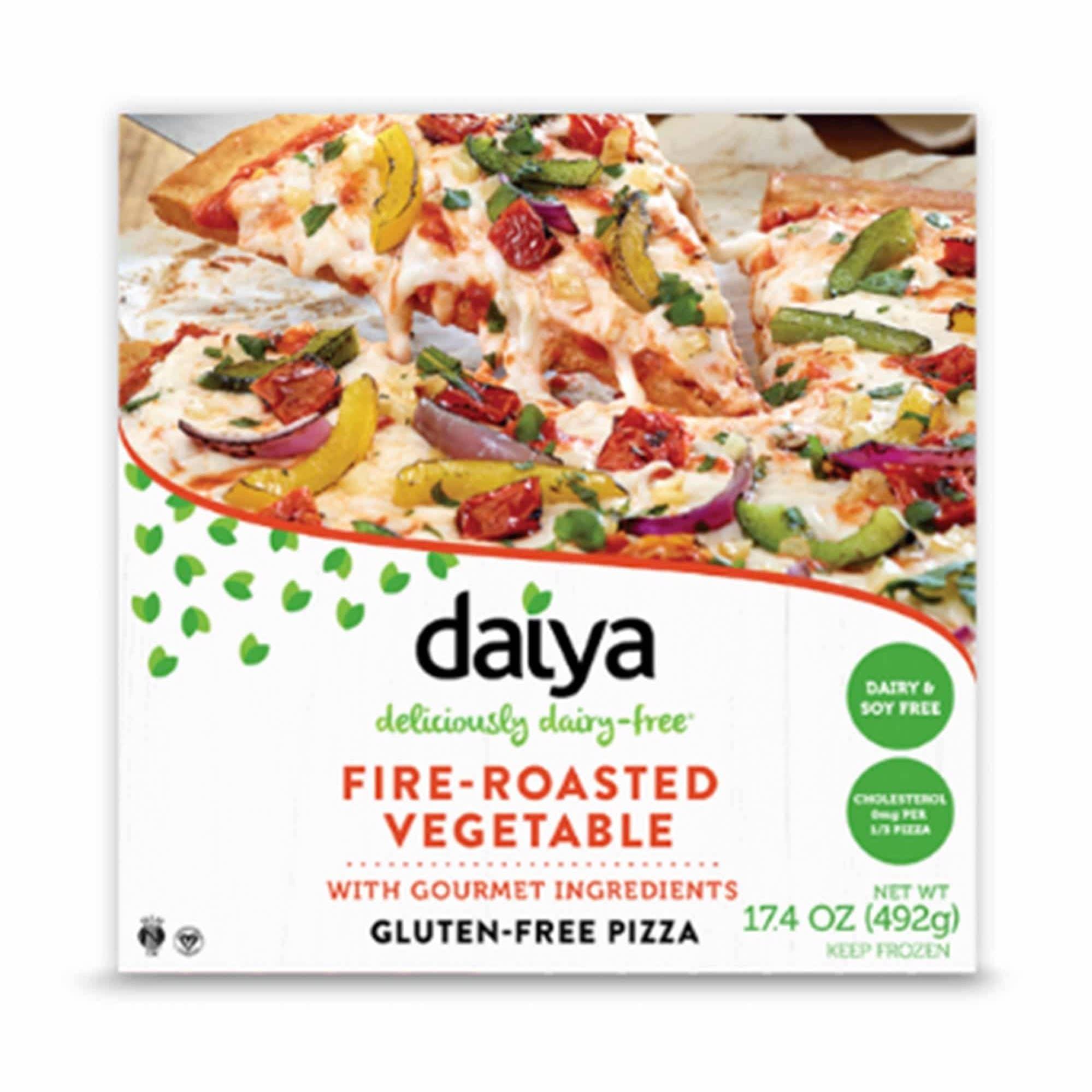 Daiya Dairy Free Pizza | Dairy Free Favorites | www.ashleybrookedesigns.com