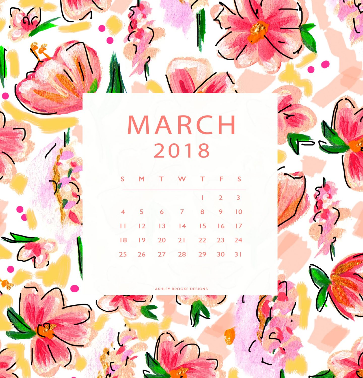 March's Free Download