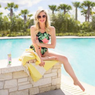 12 Feminine & Flattering Swimsuits