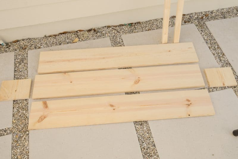 How to Make a Window Flower Box - Easy DIY - Ashley Brooke Designs