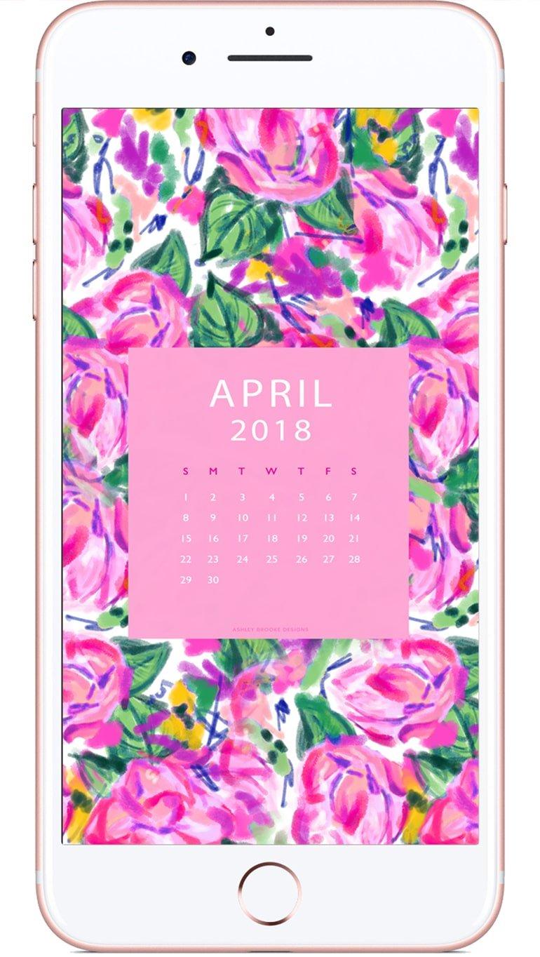 Ashley Brooke's Free April 2018 Download