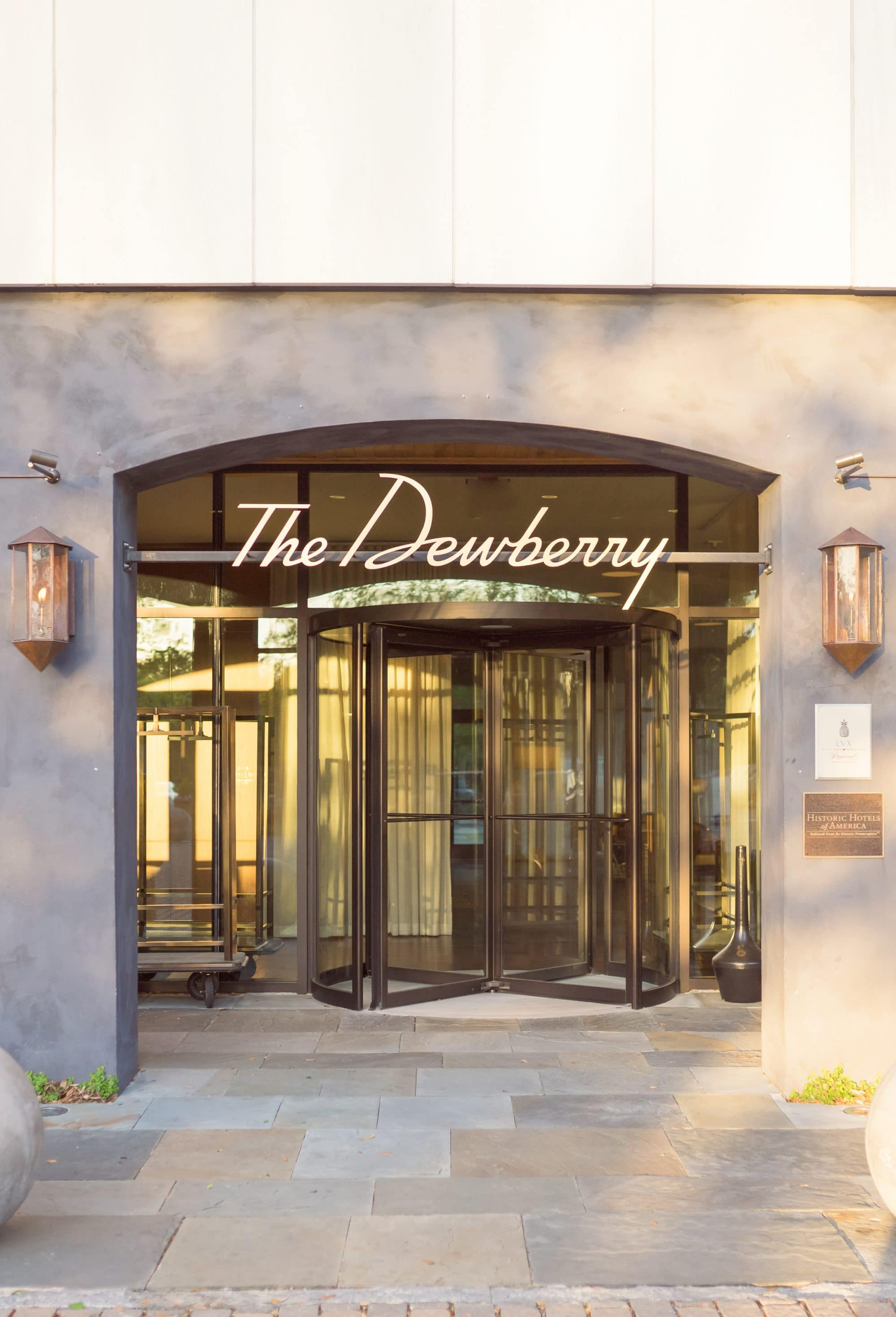 The Dewberry in Charleston, SC | Ebates Travel | www.ashleybrookedesigns.com