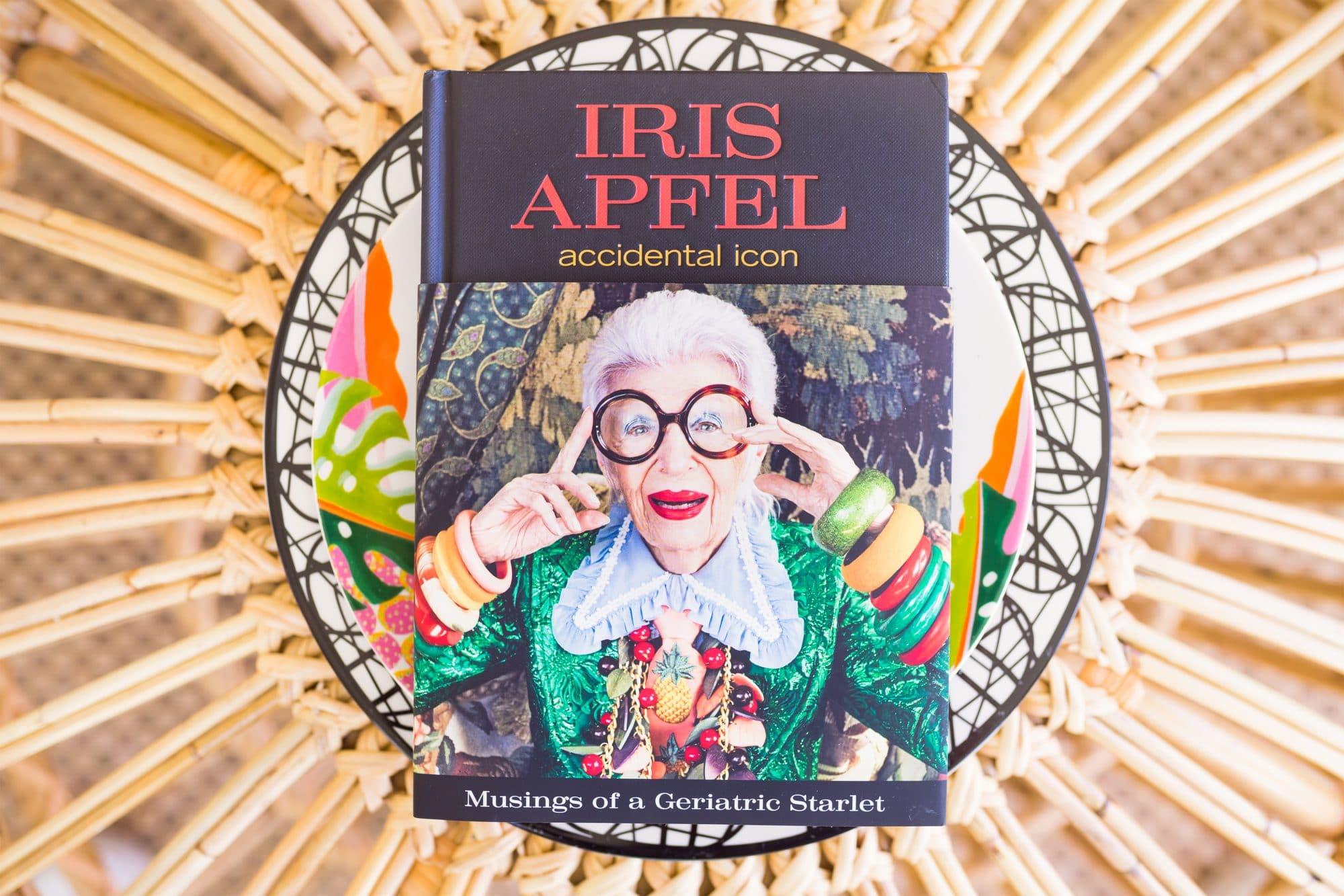Iris Apfel Grandin Road Collection - www.ashleybrookedesigns.com