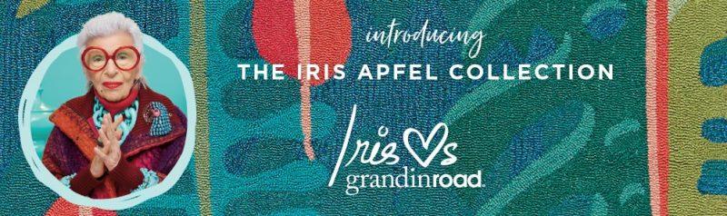 Iris Apfel Grandin Road Collection