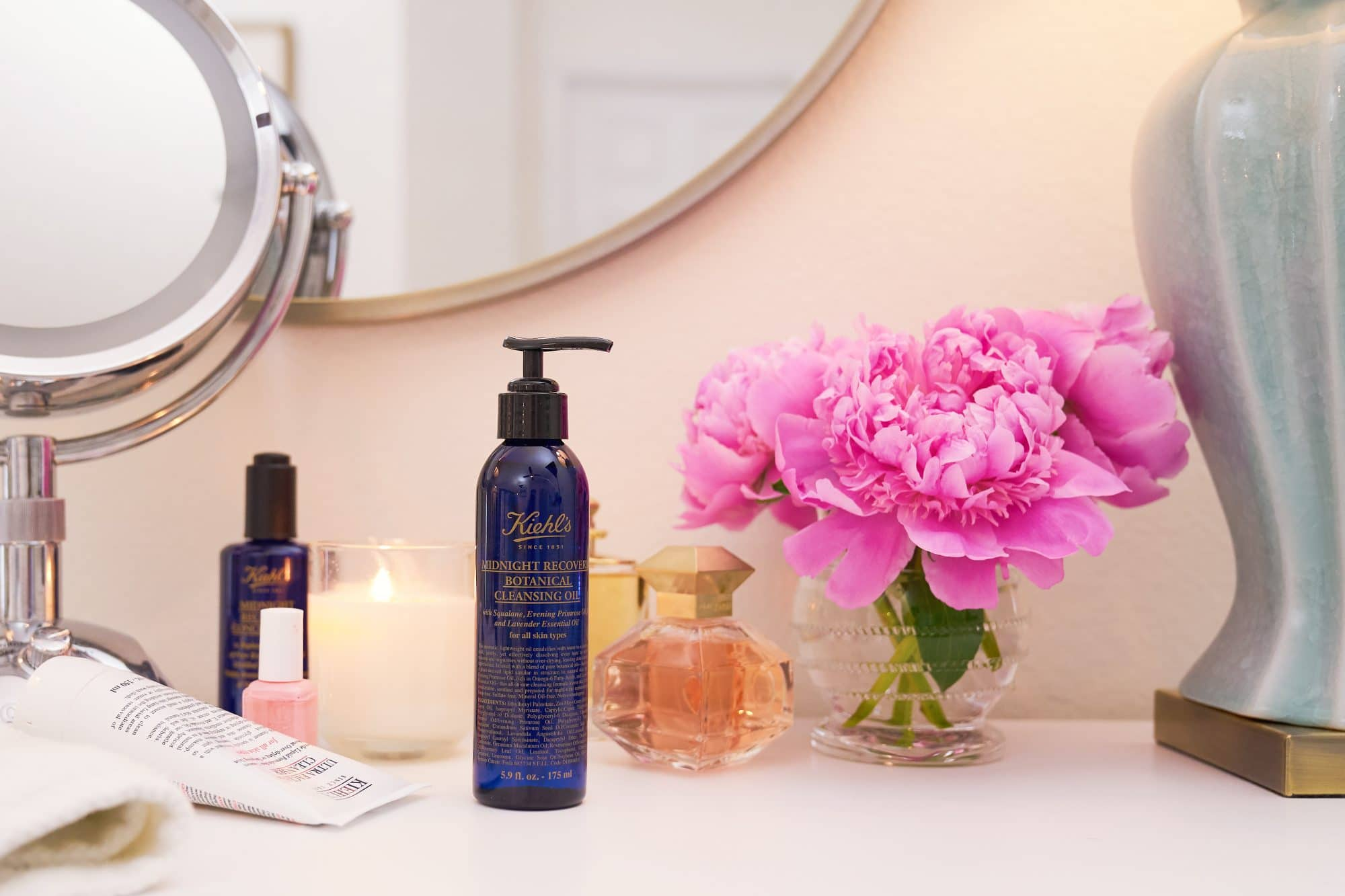 Nighttime Routine for Glowing Skin | www.ashleybrookedesigns.com
