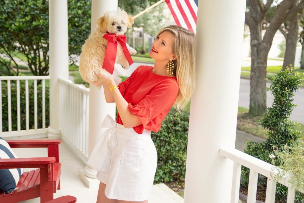 4th of July with Dolly - blog