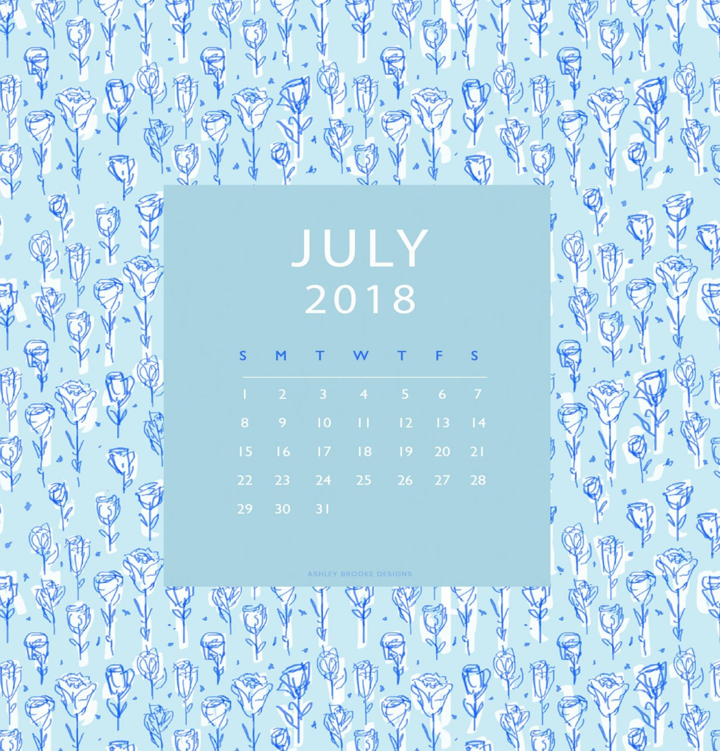 July's Free Download