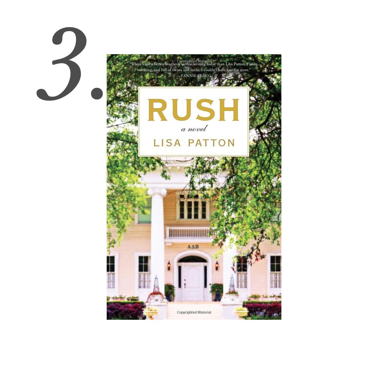 Rush- A Novel | www.ashleybrookedesigns.com