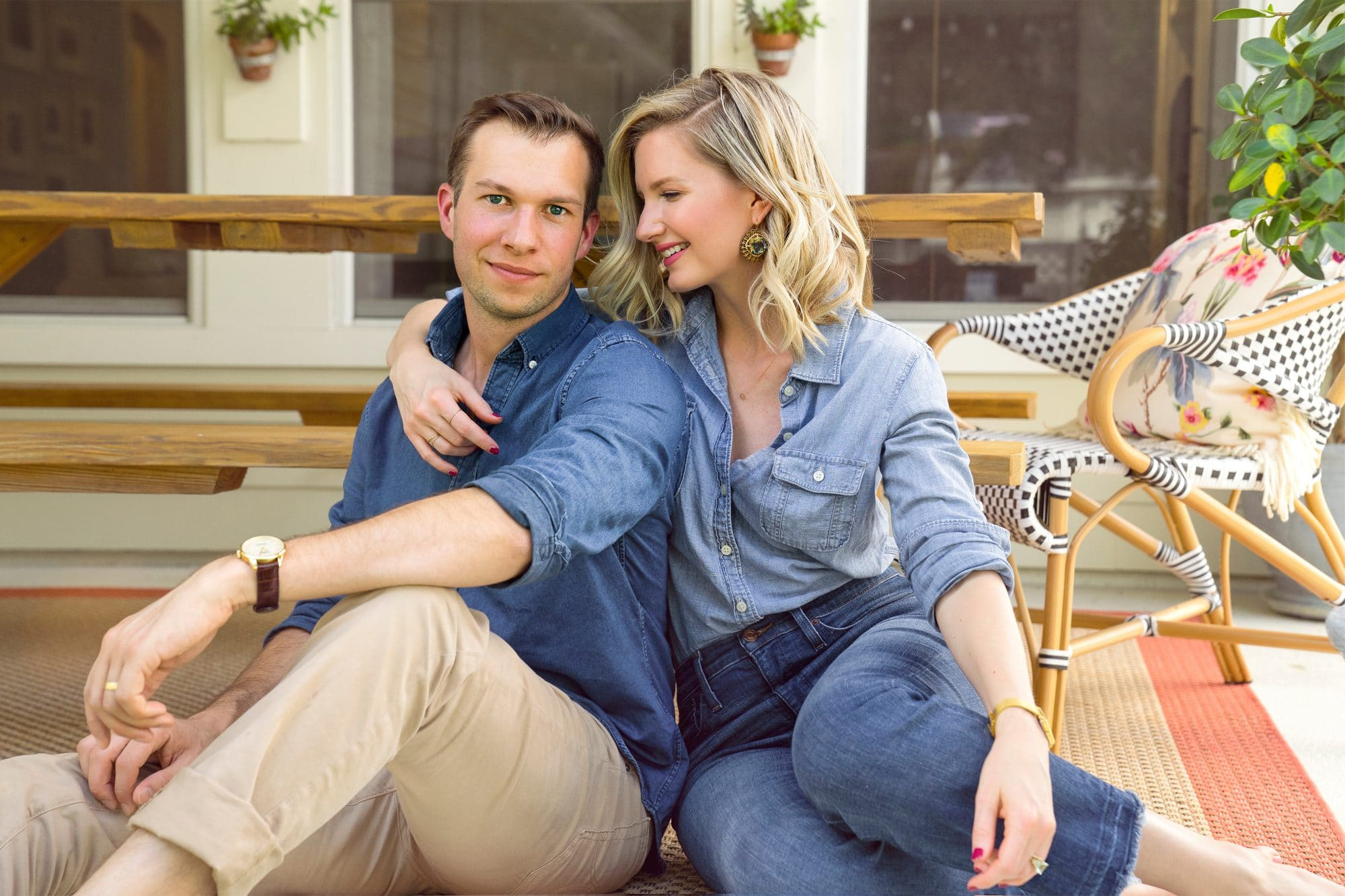 Ashley and Ryan