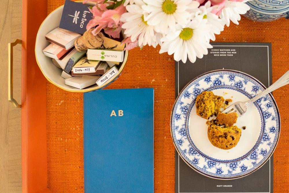 gluten free dairy free pumpkin bread - www.ashleybrookedesigns.com