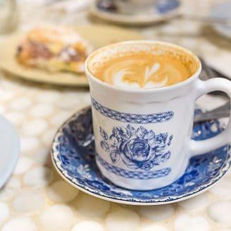 Coffee, Trader Joe's, & Jesus