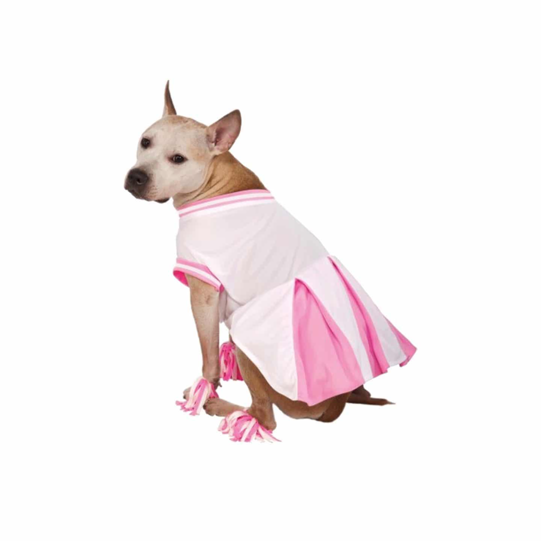Pet Costume - Cheerleader | www.ashleybrookedesigns.com