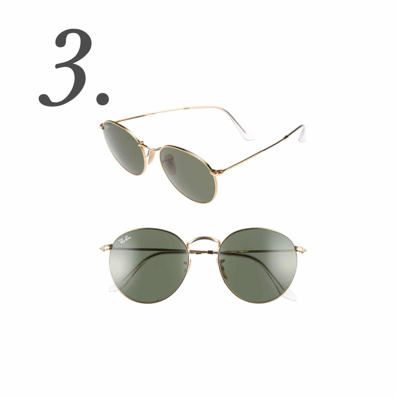 Ray-Ban Icons 53mm Retro Sunglasses | www.ashleybrookedesigns.com