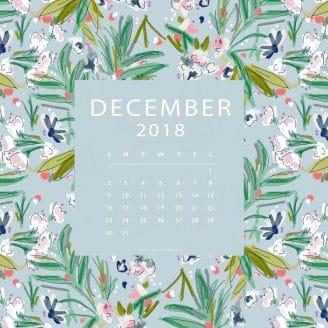 December's 2018 Free Download