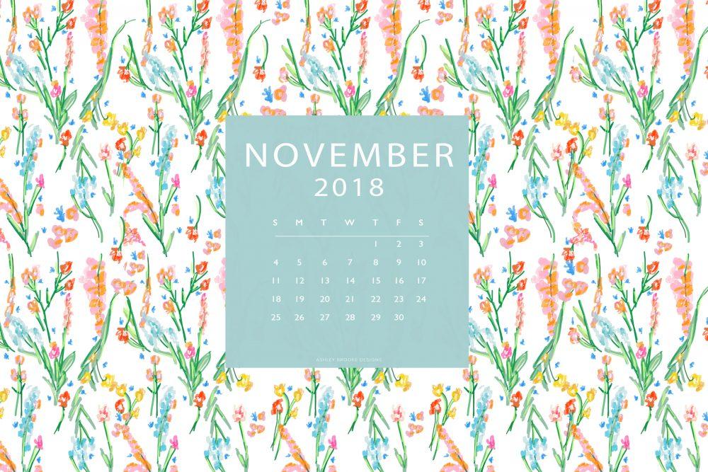 Ashley Brooke Designs - November 2018 1 Download
