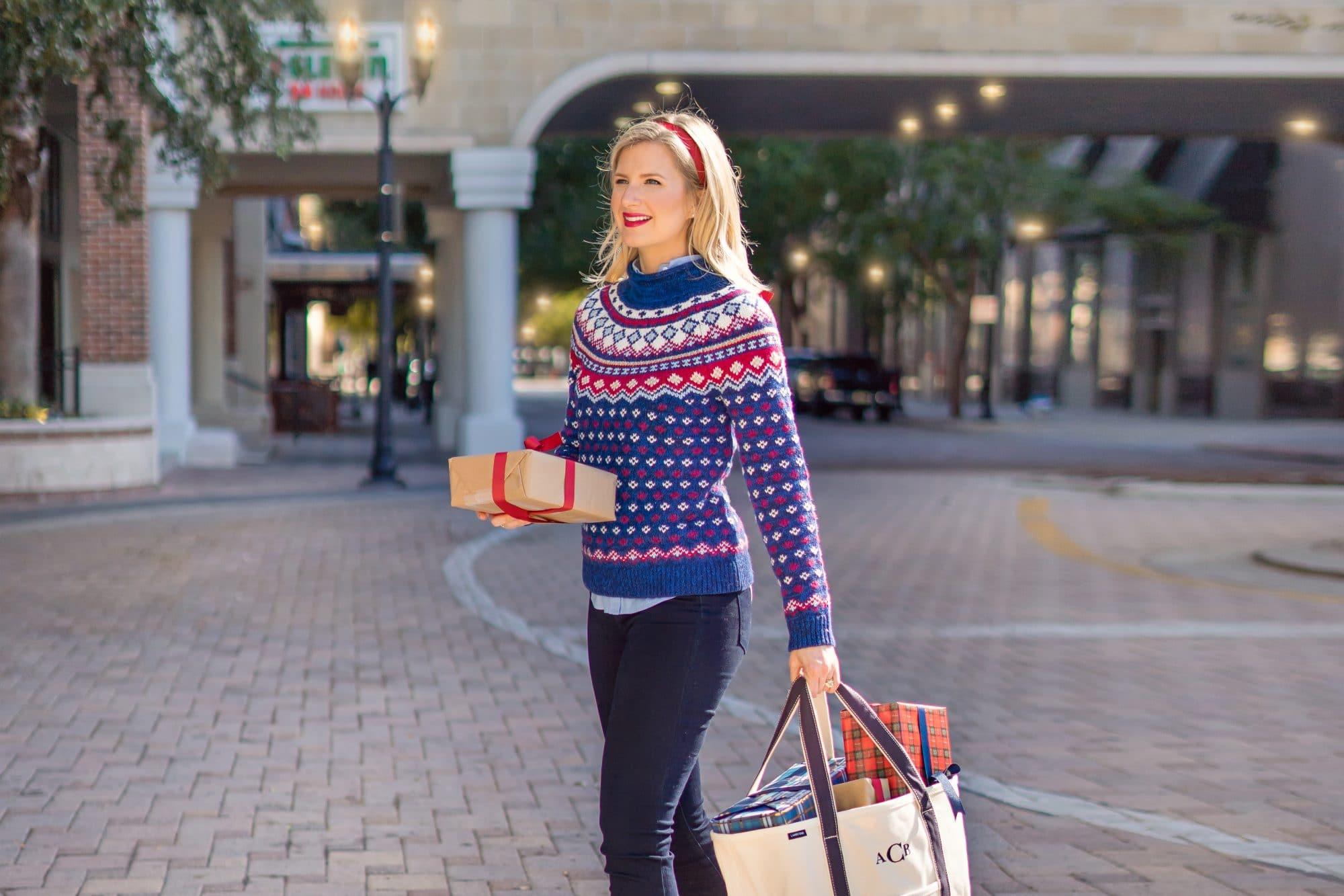 Fair Isle Sweaters | www.ashleybrookedesigns.com