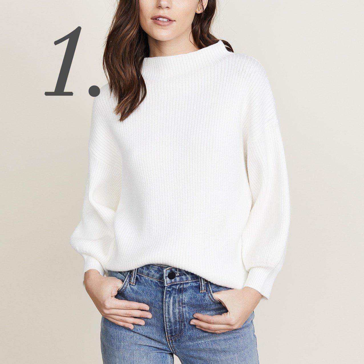 Line & Dot Alder Sweater | www.ashleybrookedesigs.com