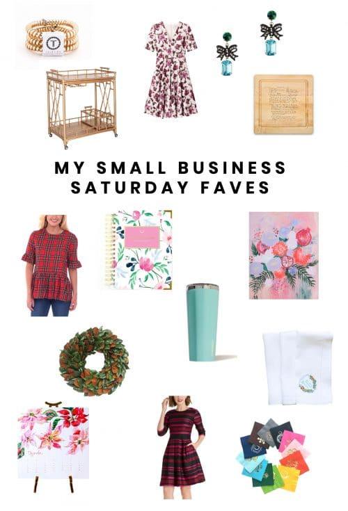 Shop Small Favorites v