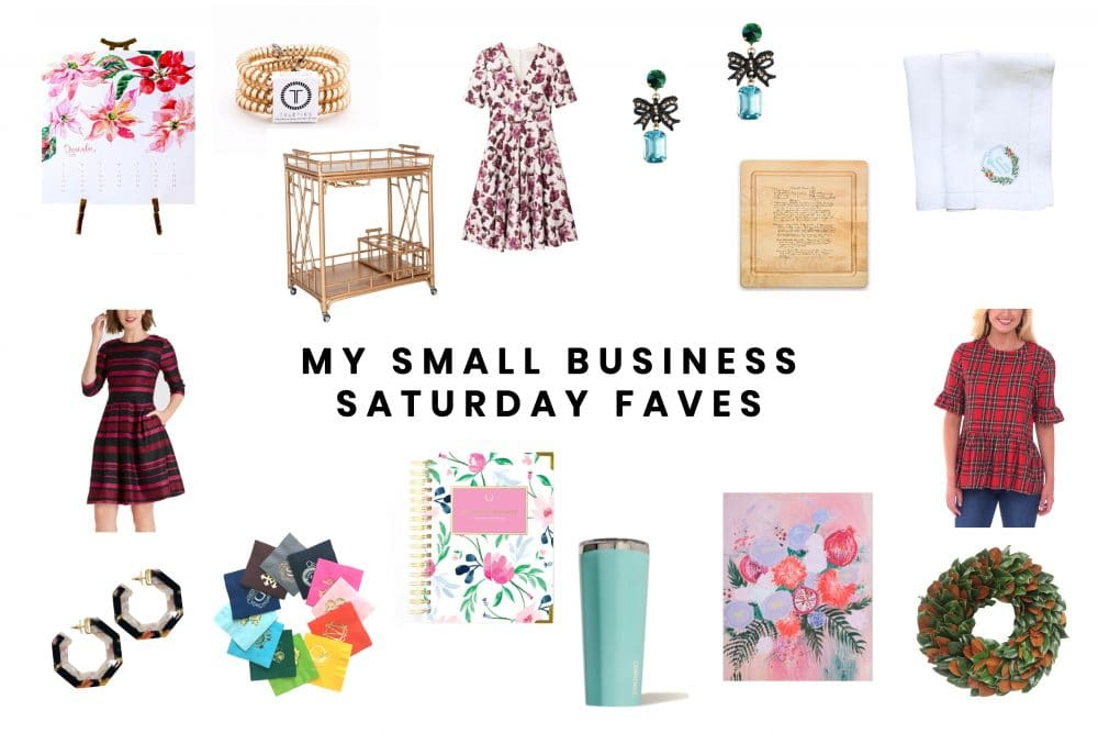 Small Business Saturday Faves